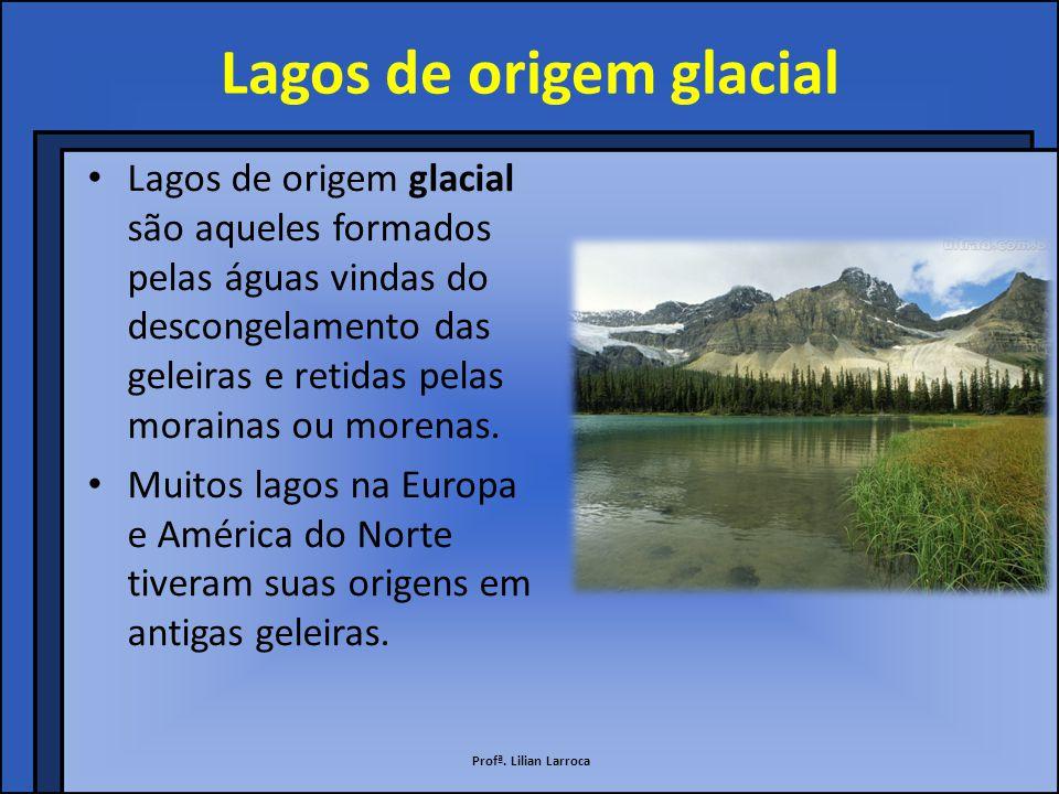 Lagos de origem glacial