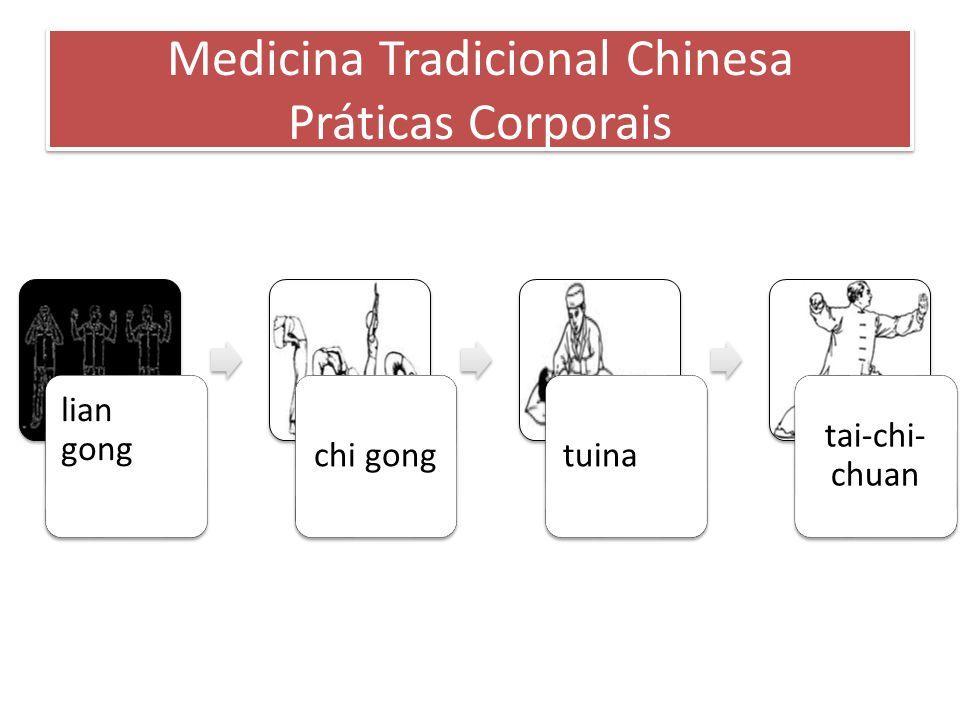 Medicina Tradicional Chinesa Práticas Corporais
