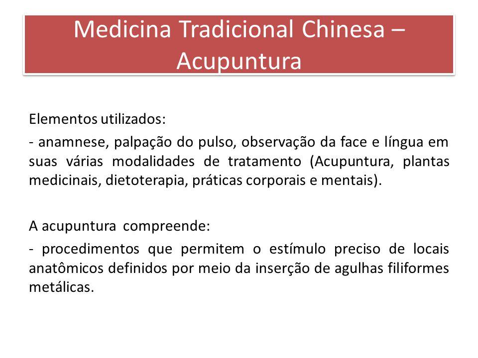 Medicina Tradicional Chinesa – Acupuntura