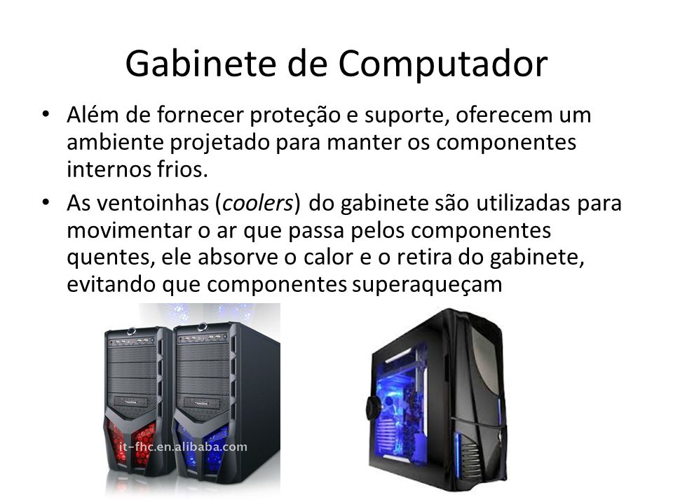 Gabinete de Computador