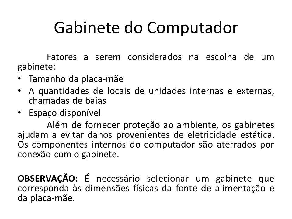 Gabinete do Computador
