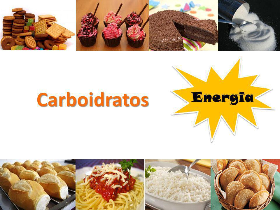 Carboidratos Energia