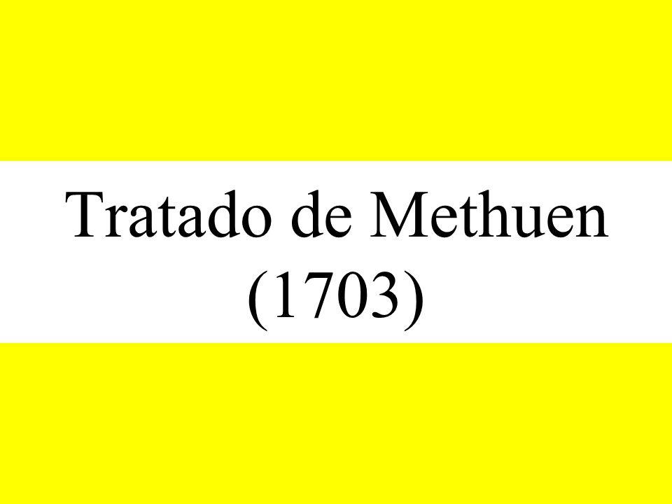 Tratado de Methuen (1703)