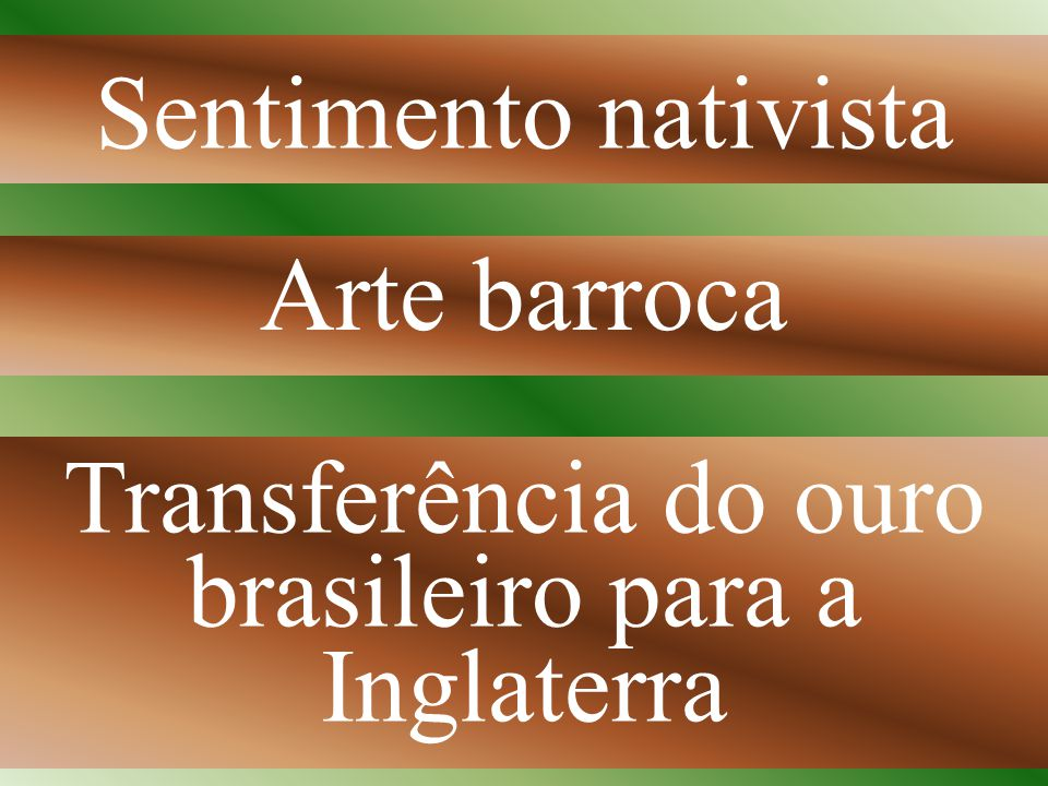 Transferência do ouro brasileiro para a Inglaterra