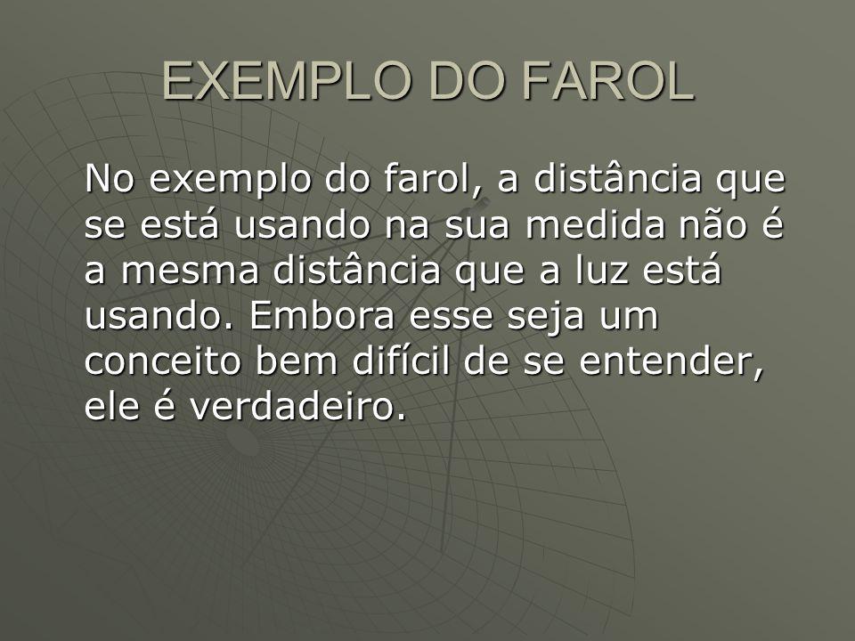 EXEMPLO DO FAROL