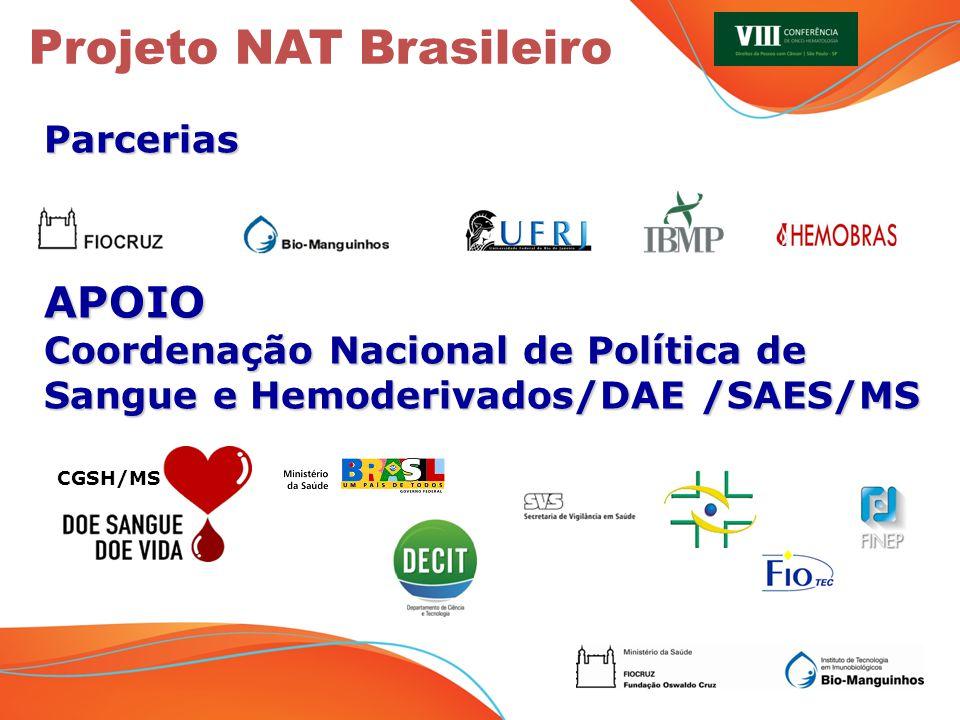 Projeto NAT Brasileiro