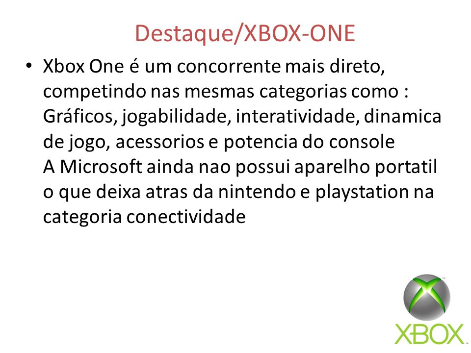 Destaque/XBOX-ONE