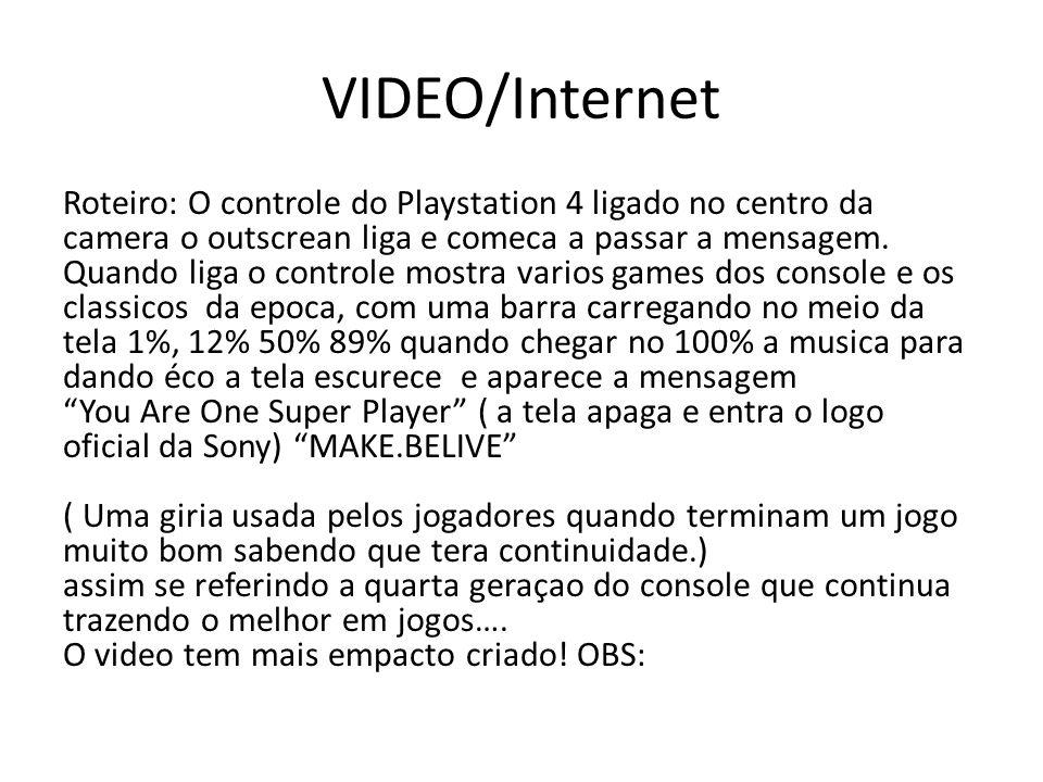 VIDEO/Internet