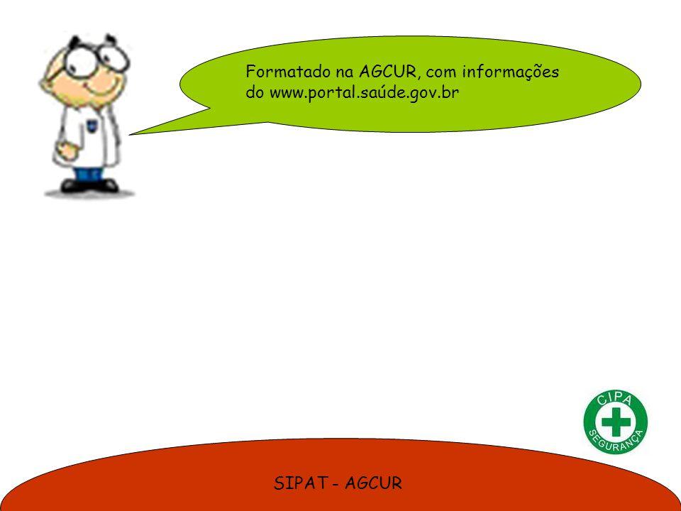Formatado na AGCUR, com informações