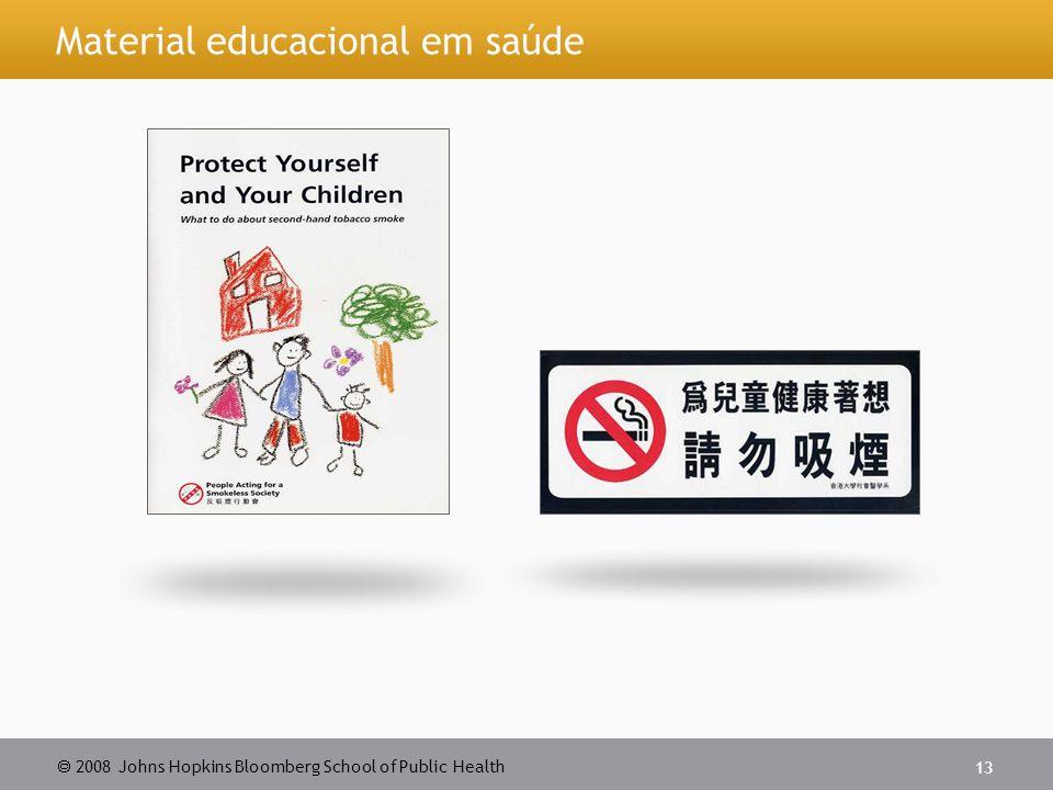 Material educacional em saúde