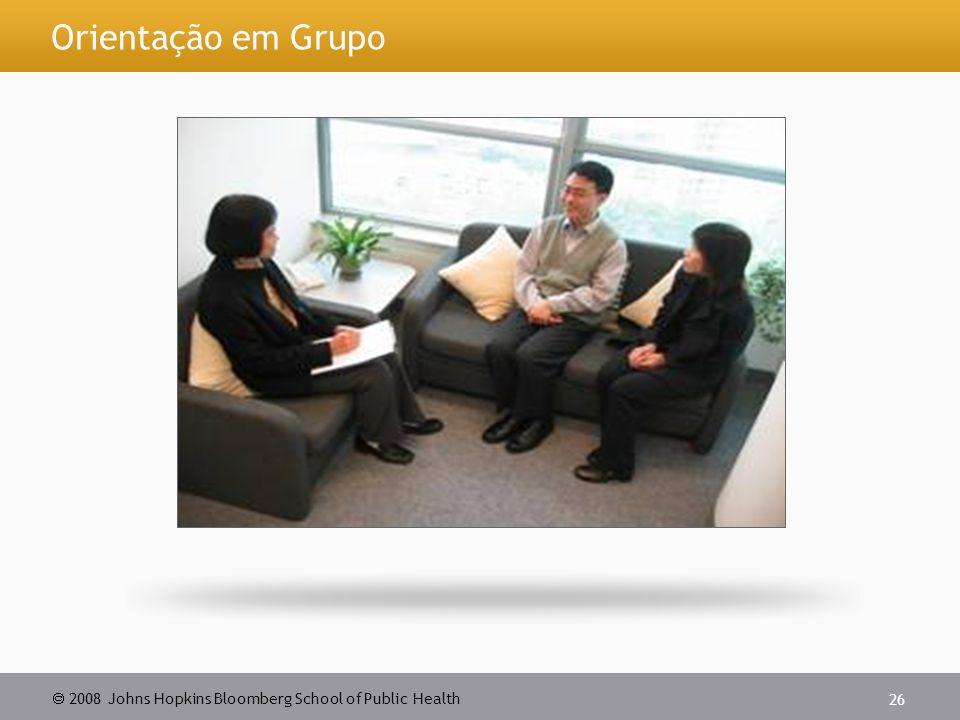 Orientação em Grupo