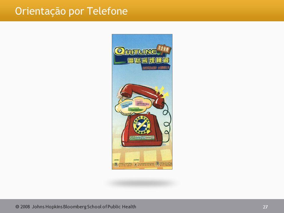 Orientação por Telefone