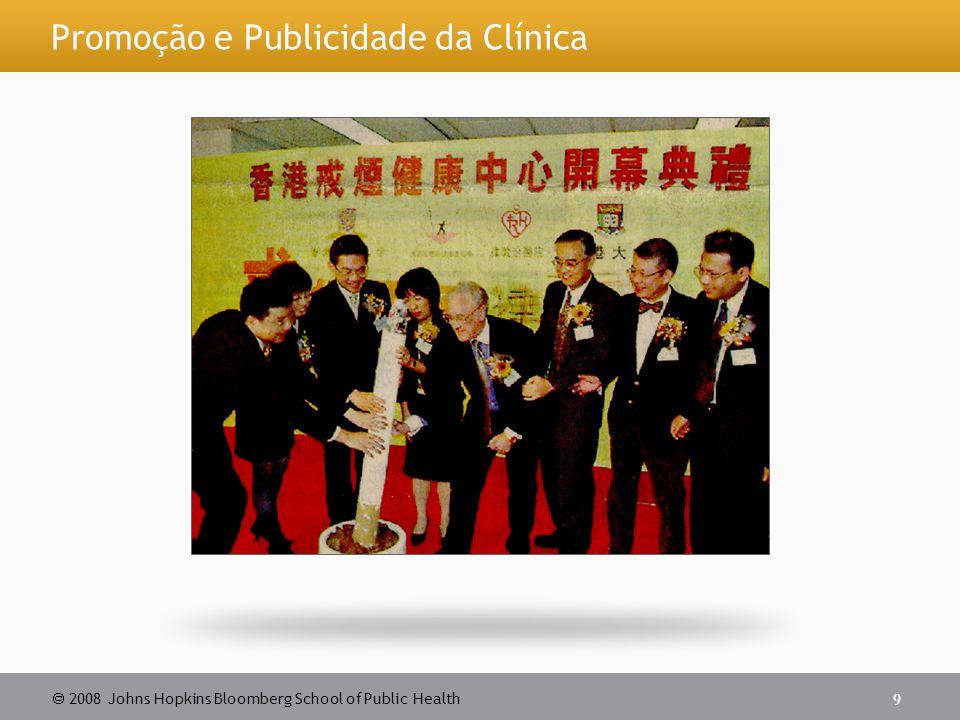Promoção e Publicidade da Clínica
