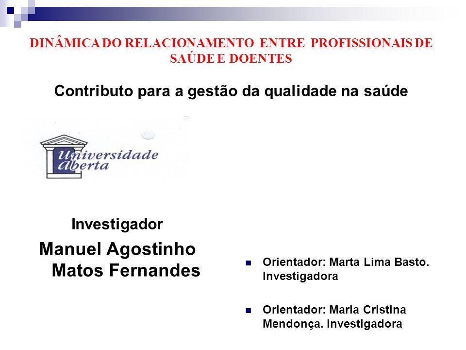 Manuel Agostinho Matos Fernandes