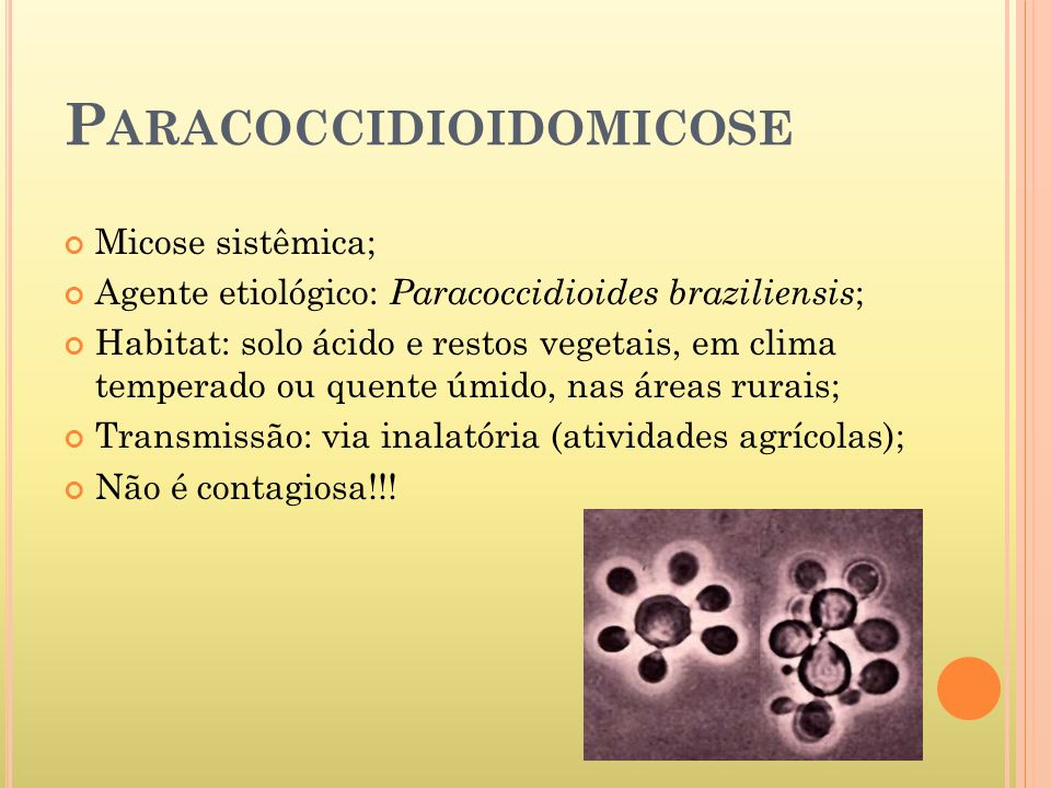Paracoccidioidomicose
