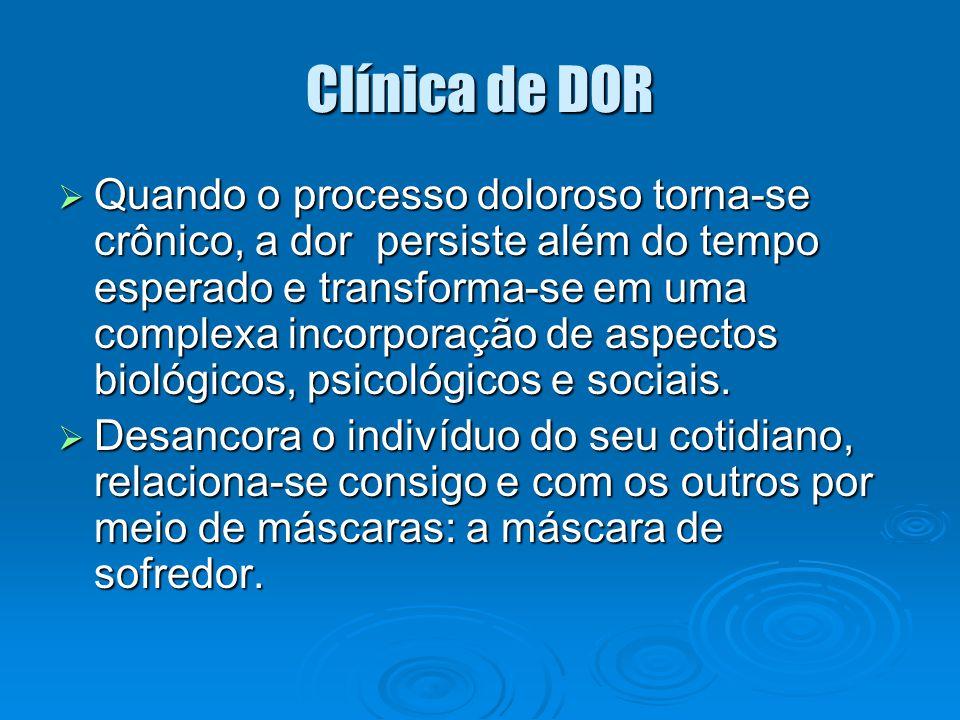 Clínica de DOR