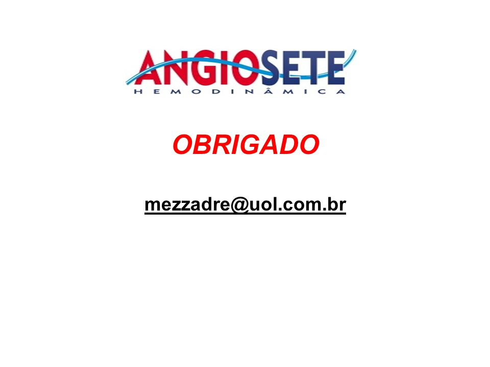 OBRIGADO mezzadre@uol.com.br