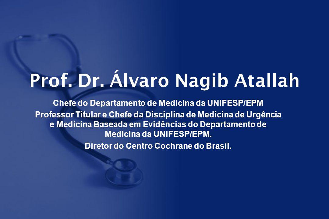 Prof. Dr. Álvaro Nagib Atallah