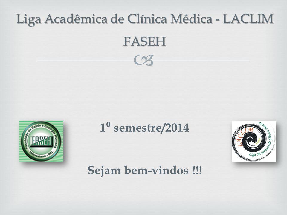 Liga Acadêmica de Clínica Médica - LACLIM FASEH