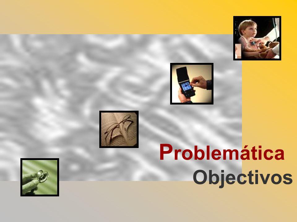Problemática Objectivos