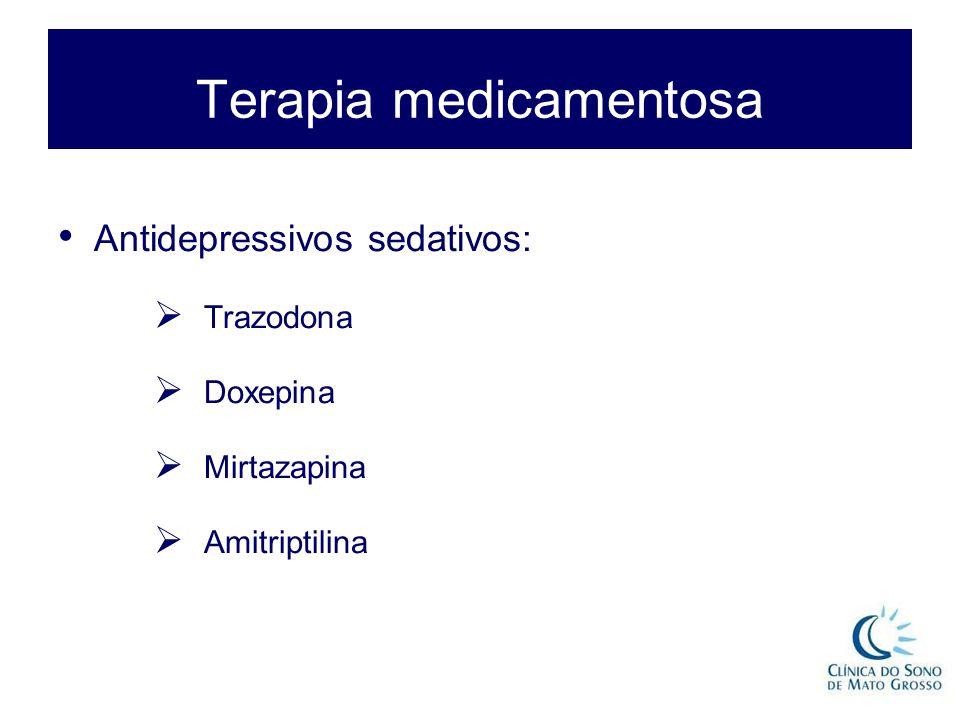 Terapia medicamentosa