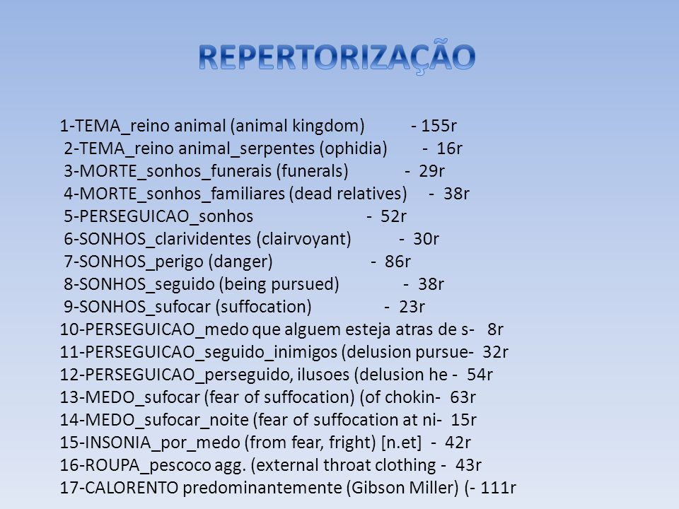 REPERTORIZAÇÃO 1-TEMA_reino animal (animal kingdom) - 155r
