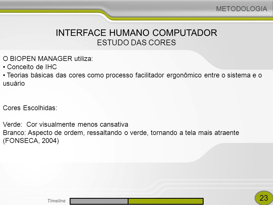 INTERFACE HUMANO COMPUTADOR