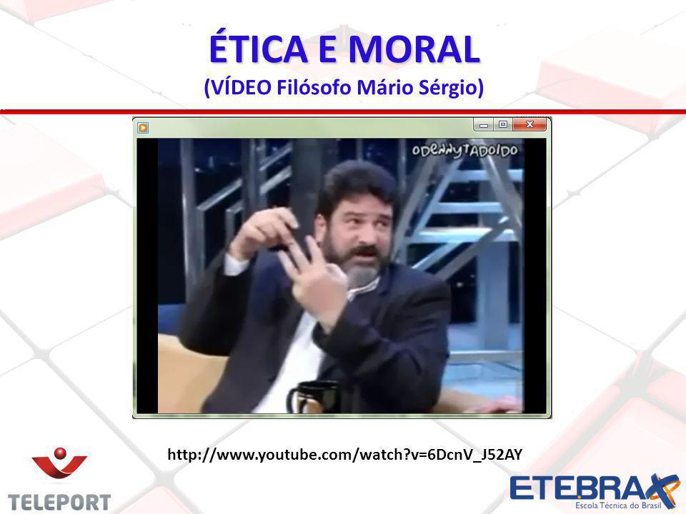 (VÍDEO Filósofo Mário Sérgio)