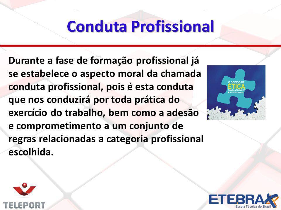 Conduta Profissional