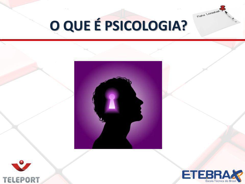 O QUE É PSICOLOGIA 22