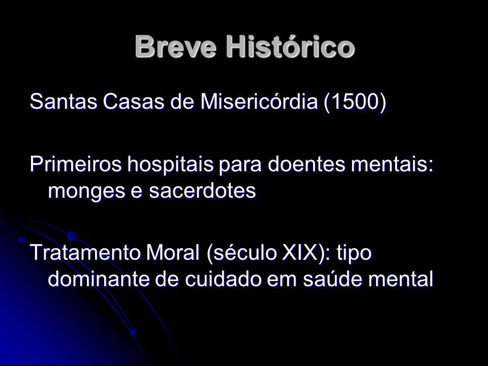 Breve Histórico Santas Casas de Misericórdia (1500)