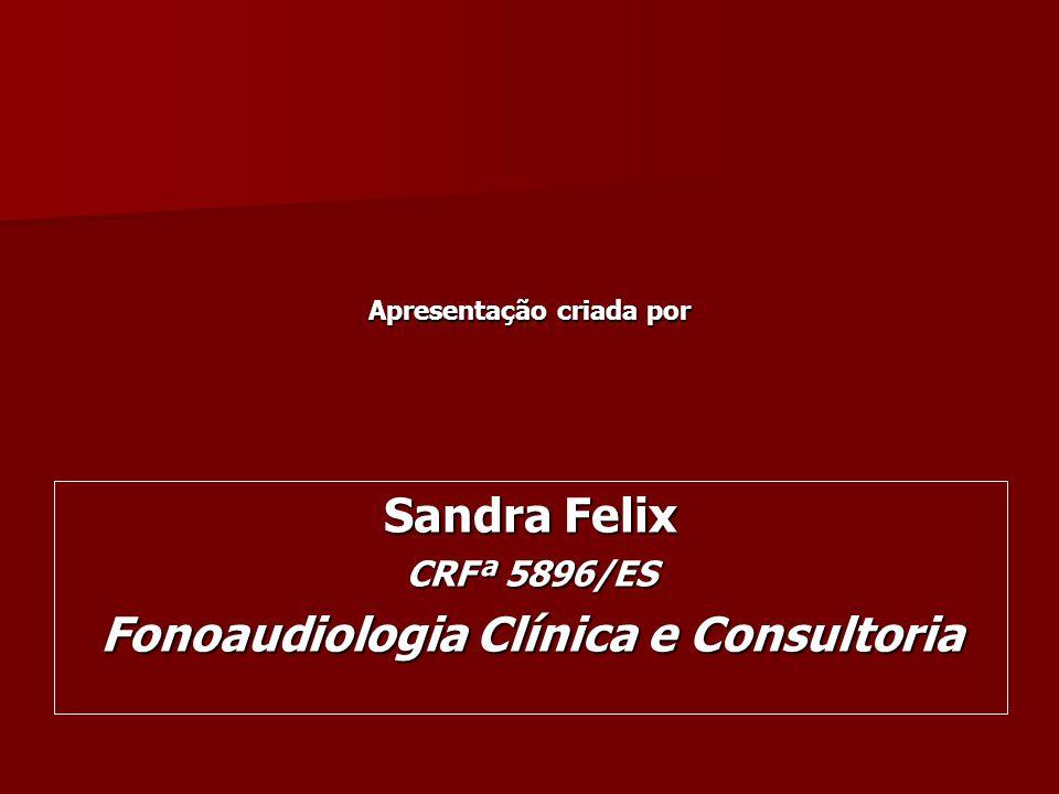 Apresentação criada por Fonoaudiologia Clínica e Consultoria