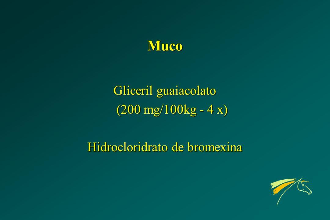 Hidrocloridrato de bromexina