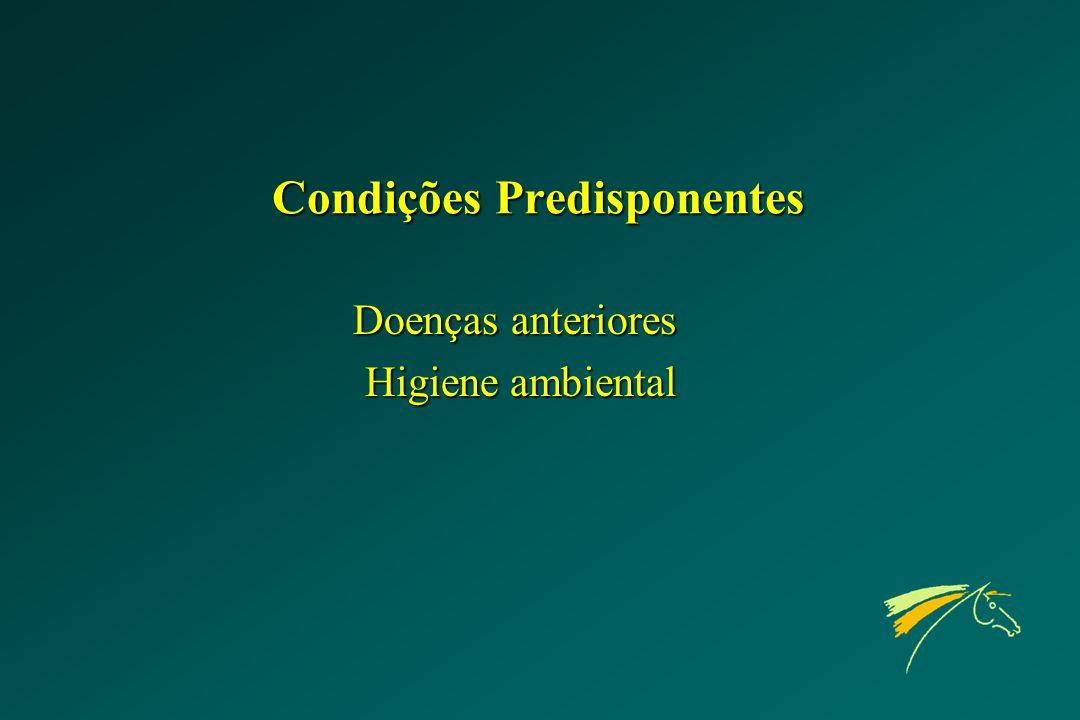 Condições Predisponentes