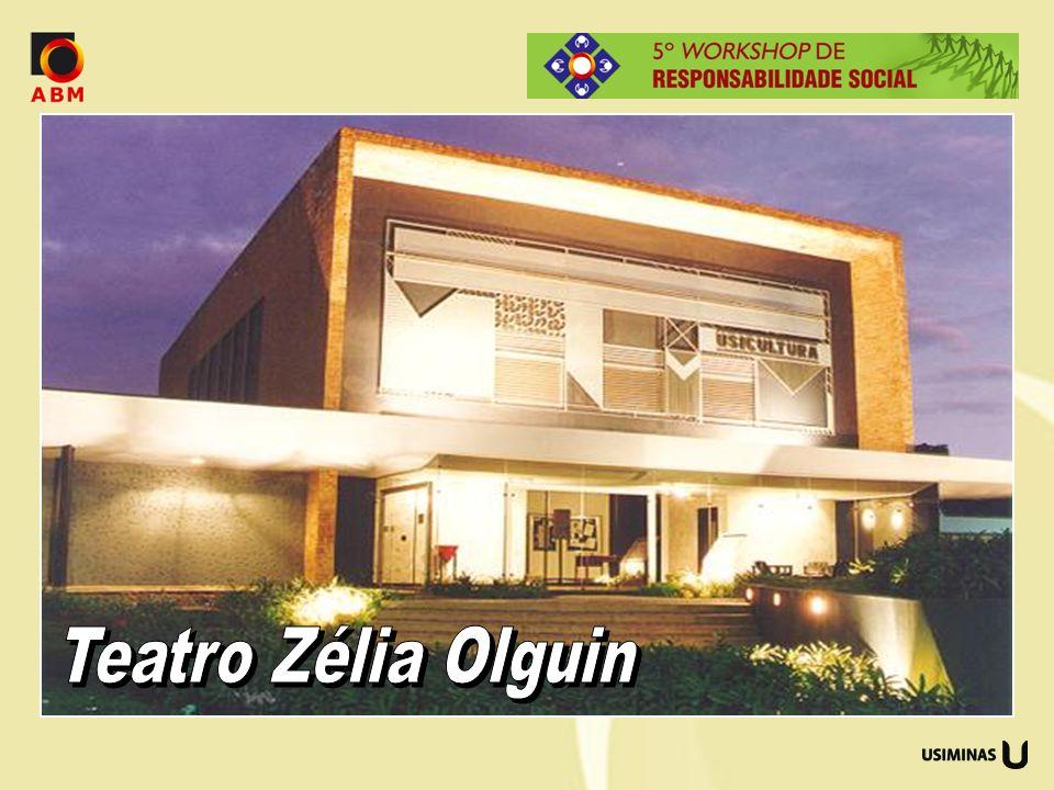 Teatro Zélia Olguin