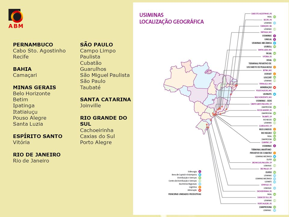 • Item 03 PERNAMBUCO SÃO PAULO Cabo Sto. Agostinho