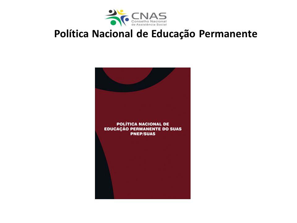 Política Nacional de Educação Permanente