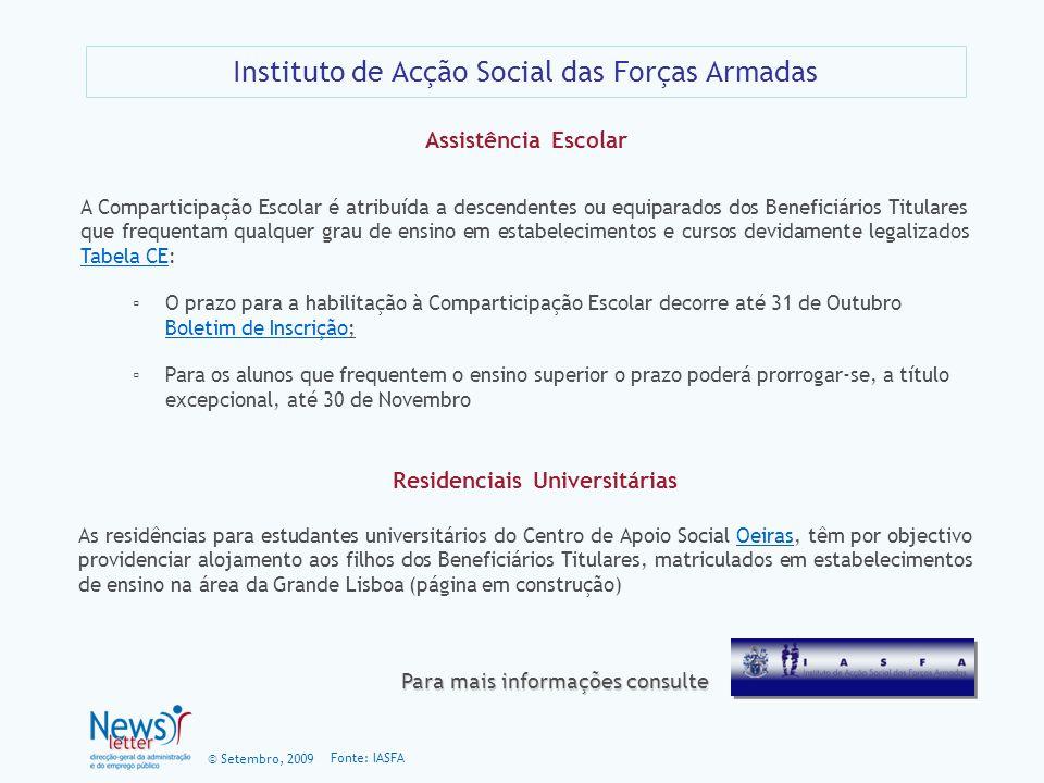 Instituto de Acção Social das Forças Armadas