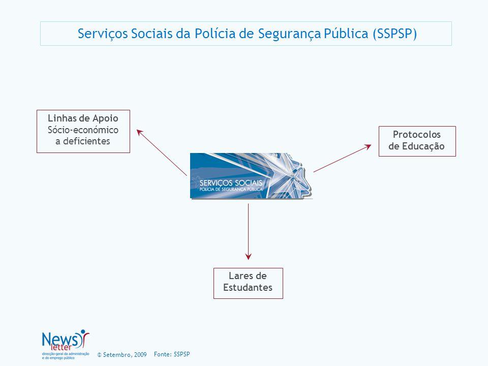 Serviços Sociais da Polícia de Segurança Pública (SSPSP)