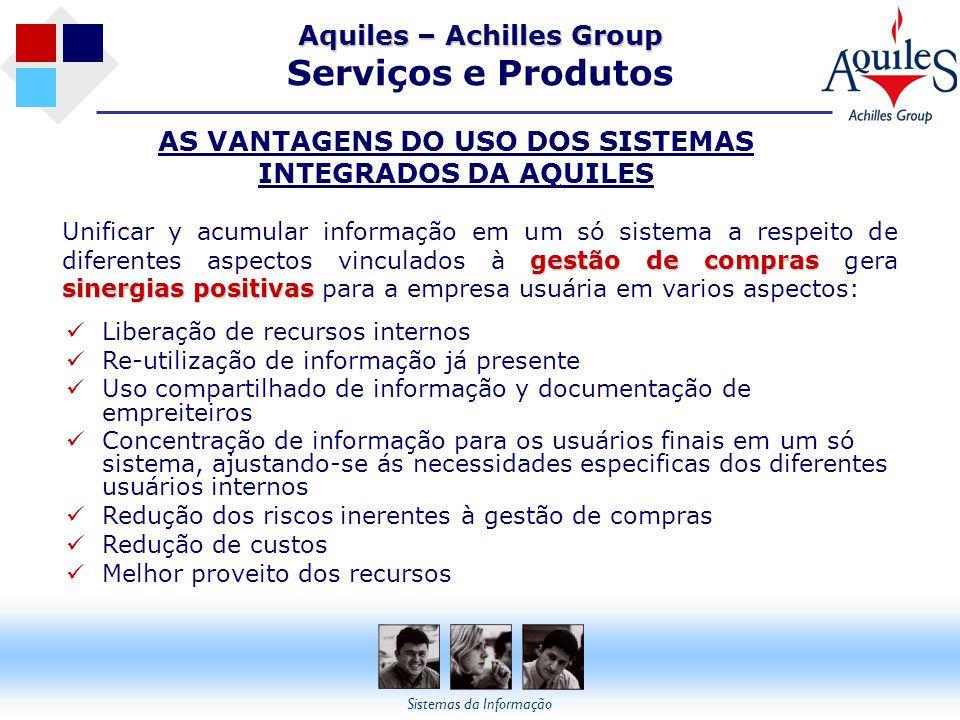 Aquiles – Achilles Group Serviços e Produtos