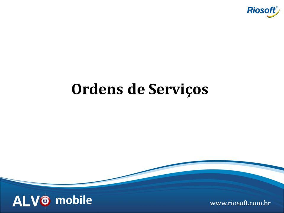 Ordens de Serviços