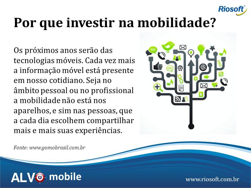Por que investir na mobilidade
