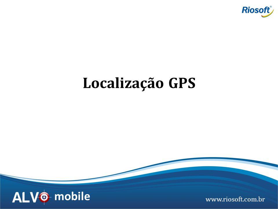 Localização GPS