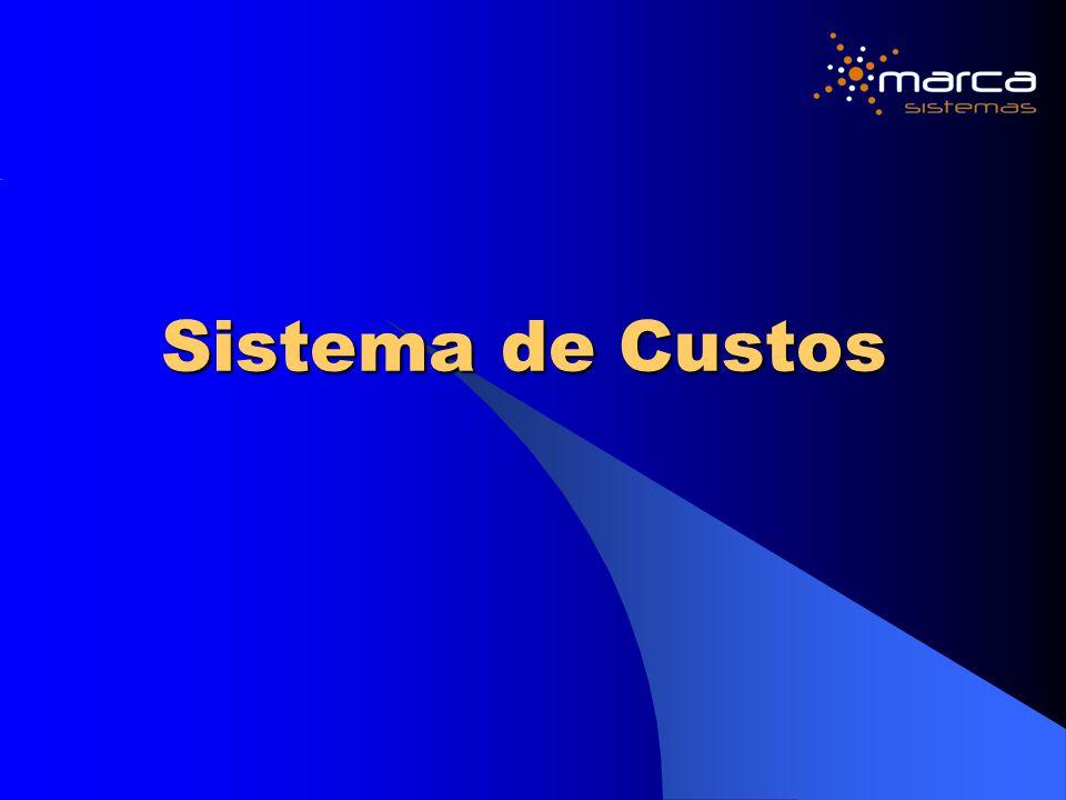 Sistema de Custos