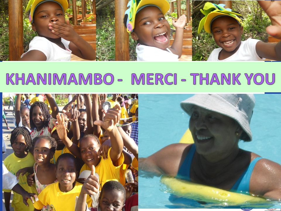 KHANIMAMBO - MERCI - THANK YOU