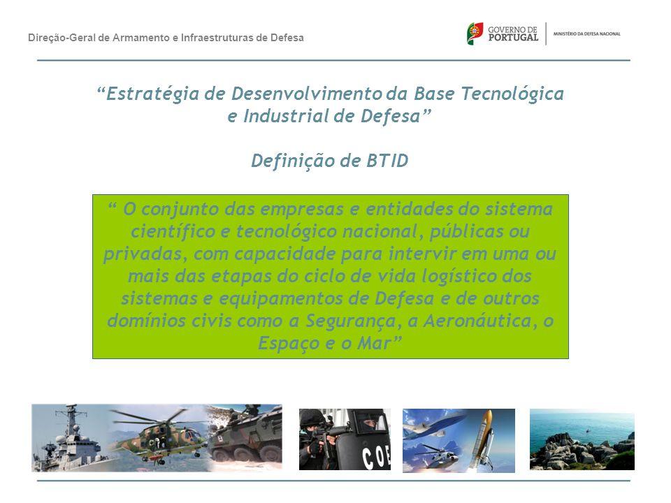 Direção-Geral de Armamento e Infraestruturas de Defesa