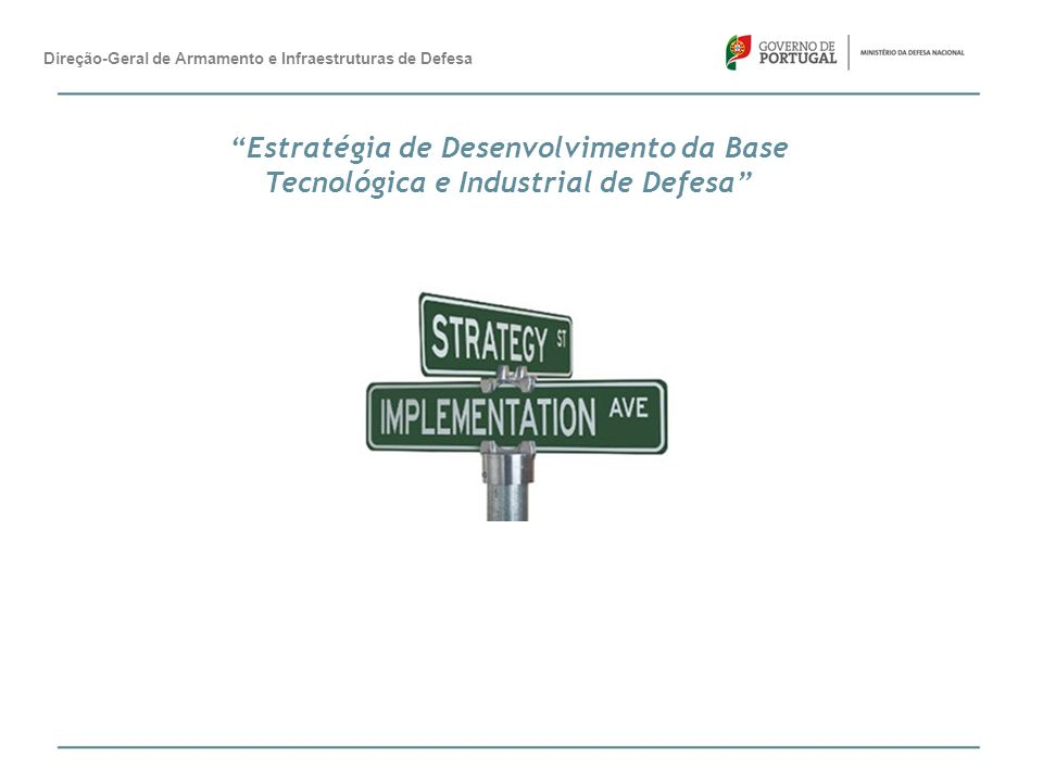 Estratégia de Desenvolvimento da Base