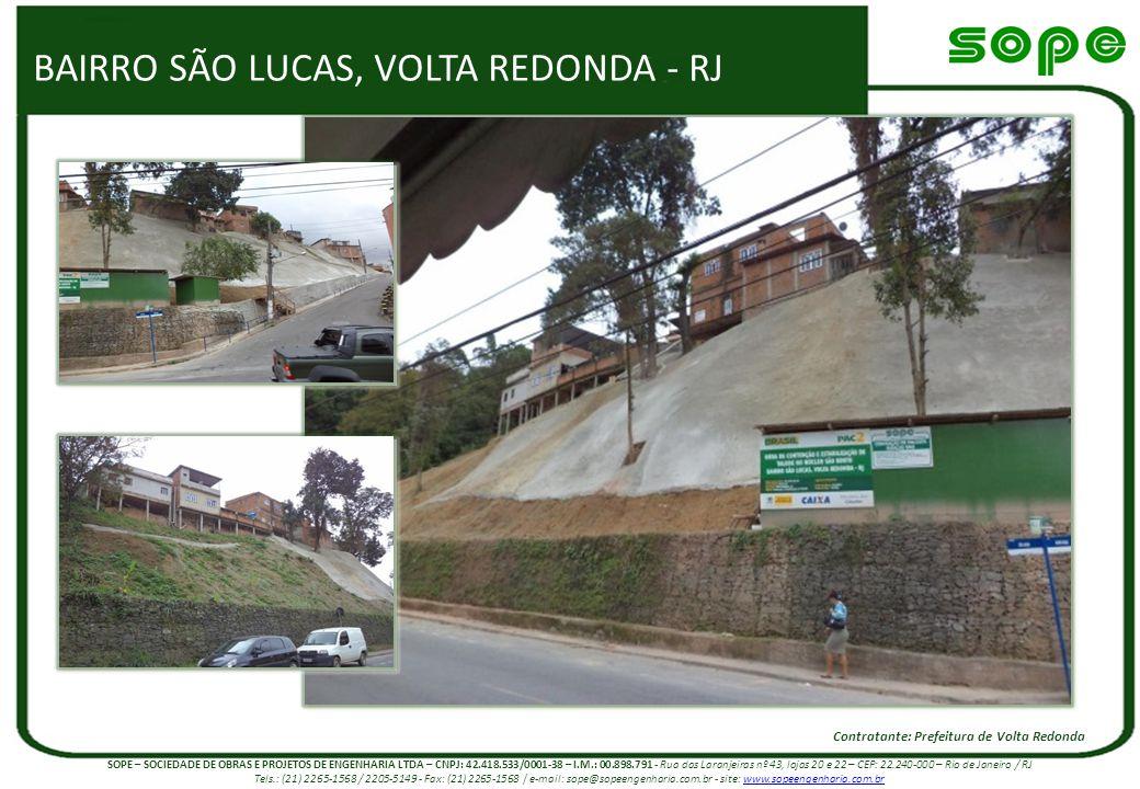 BAIRRO SÃO LUCAS, VOLTA REDONDA - RJ