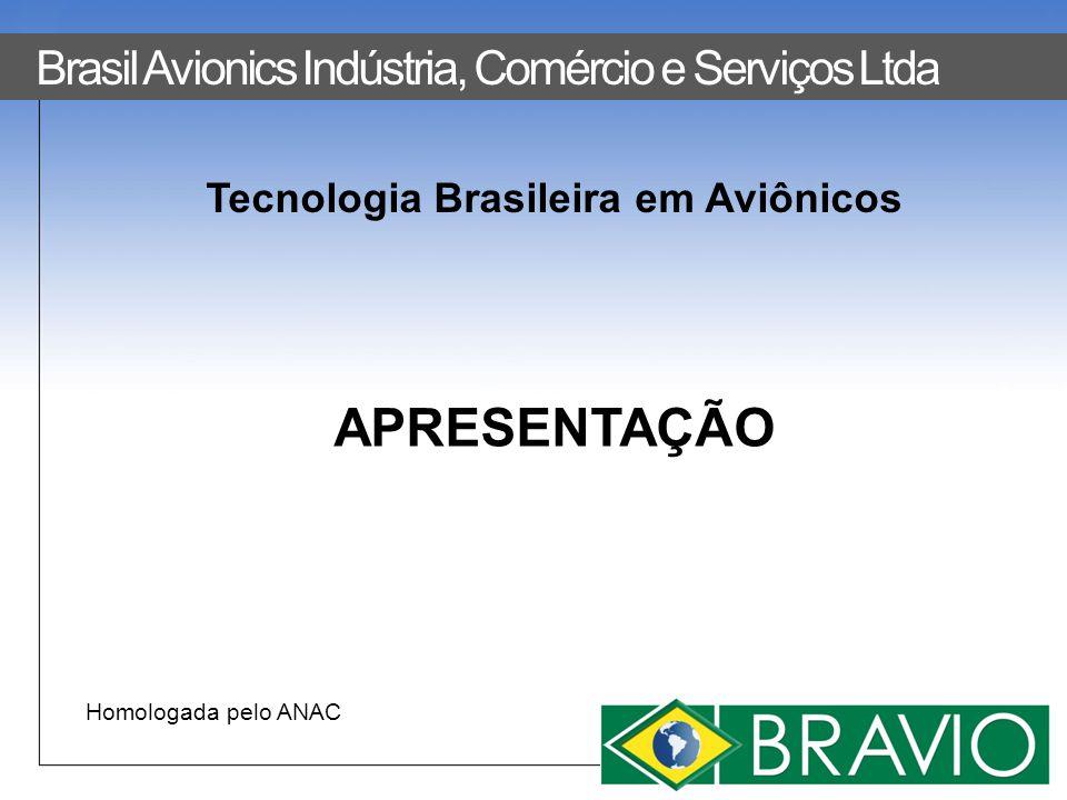 Tecnologia Brasileira em Aviônicos