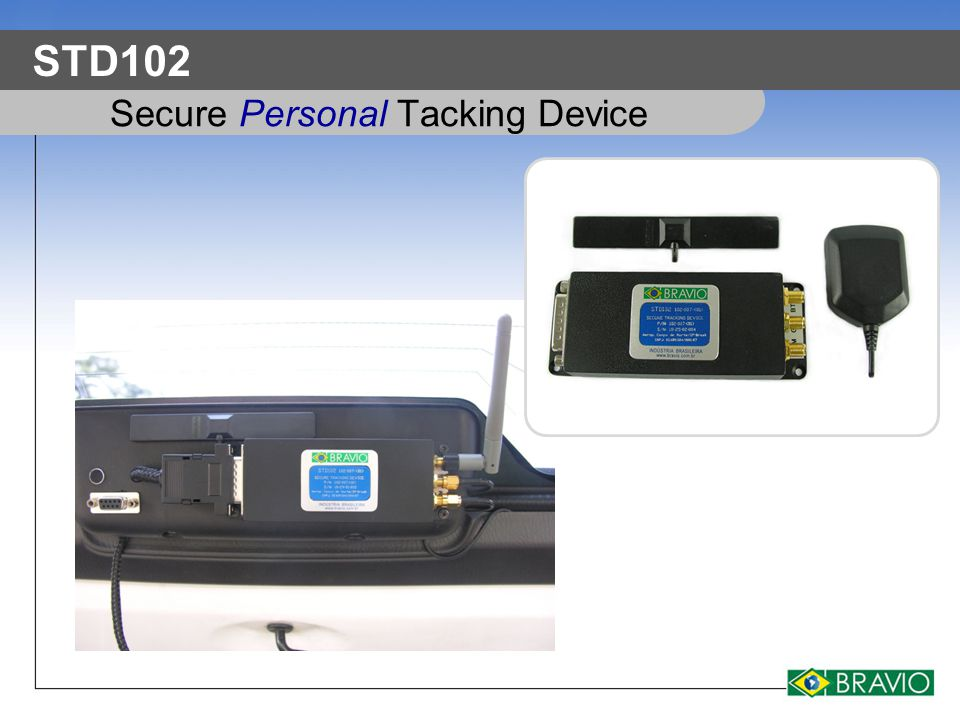 Secure Personal Tacking Device